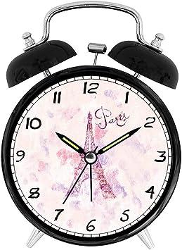 Sevenyee Eiffel Tower Alarm Clock
