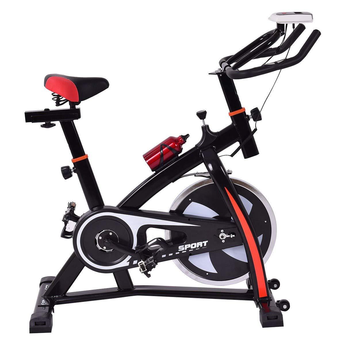 EZX by EZ Lab サイクリング バイク 屋内 エクササイズ 自転車 サイクリング ワークアウト バイク   B07HRGJ4JB