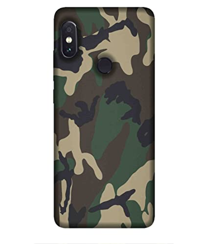 78f01759be Chaploos Printed Back Case Cover For Xiaomi Redmi Note: Amazon.in:  Electronics