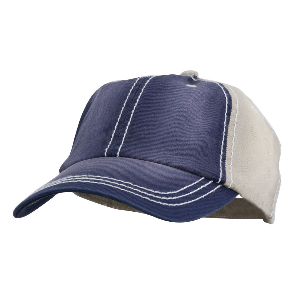 MG Cotton Twill Wash Distressed Cap