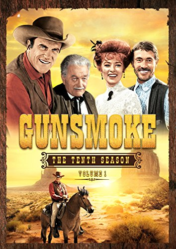 Top 10 best gunsmoke season 10 vol. 1 dvd 2019