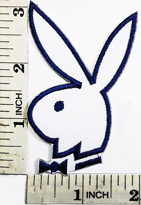 Amazon Playboy Bunny Rabbit Patch Symbol Jacket T Shirt Patch