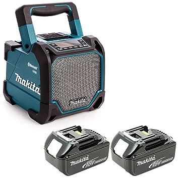 MAKITA JOB SITE RADIO DMR112 DAB /& BLUETOOTH