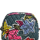 Vera Bradley Medium Zip Cosmetic, Signature Cotton