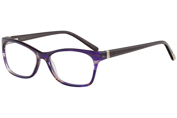 6d26169a02f4 Image Unavailable. Image not available for. Color  Nicole Miller Balanchine  Eyeglass Frames - Frame PURPLE TORTOISE ...