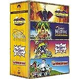 Paramount Collection Animation: La famille Delajungle, le film + Jimmy Neutron, un garçon génial + Les Razmoket...