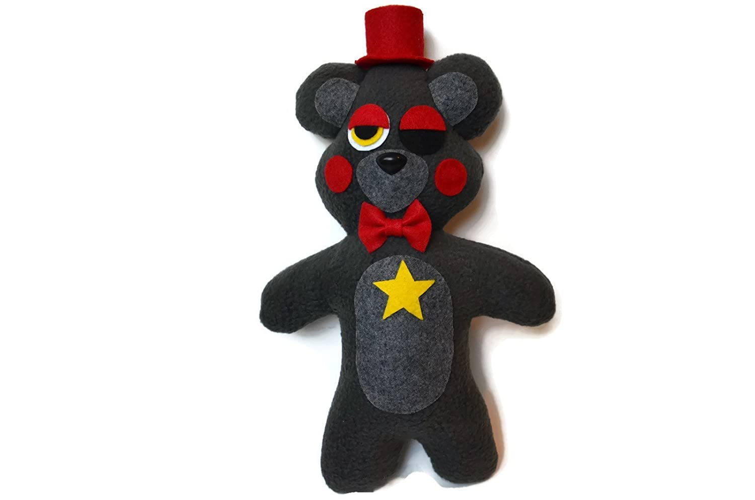 Lefty (Handmade Plush) Fnaf 13