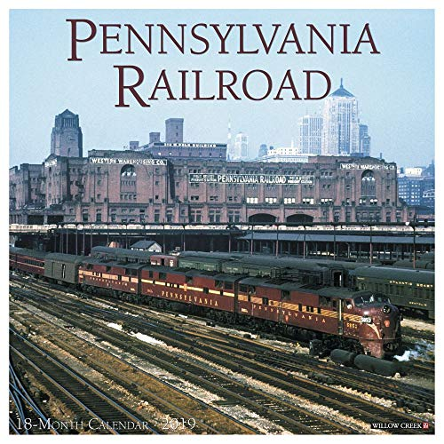Pennsylvania Railroad 2019 Wall - Railroad Pennsylvania Prr Pennsy