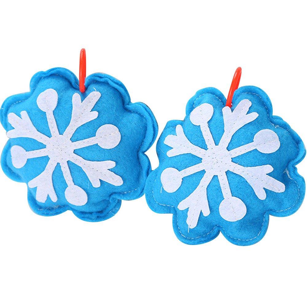 Hisoul Pet Chewing Toys - Lovely Soft Sponge Catnip Thumb Bite Cat Mint Sachet Toy for Pet Cat Best Gift (B)