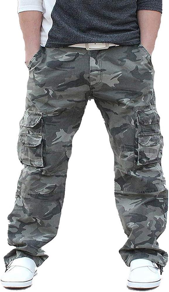 DaiHan Homme Adultes Combat Pantalons Treillis