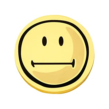 Magnetoplan 1111563 Moderationskarten Smiley Neutral Amazonde