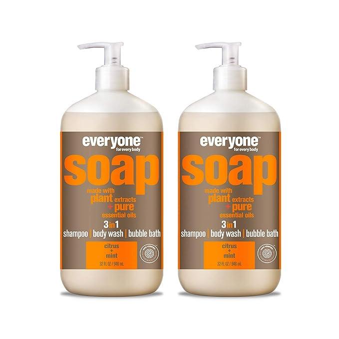 Everyone 3-in-1 Soap - Body Wash - Shampoo