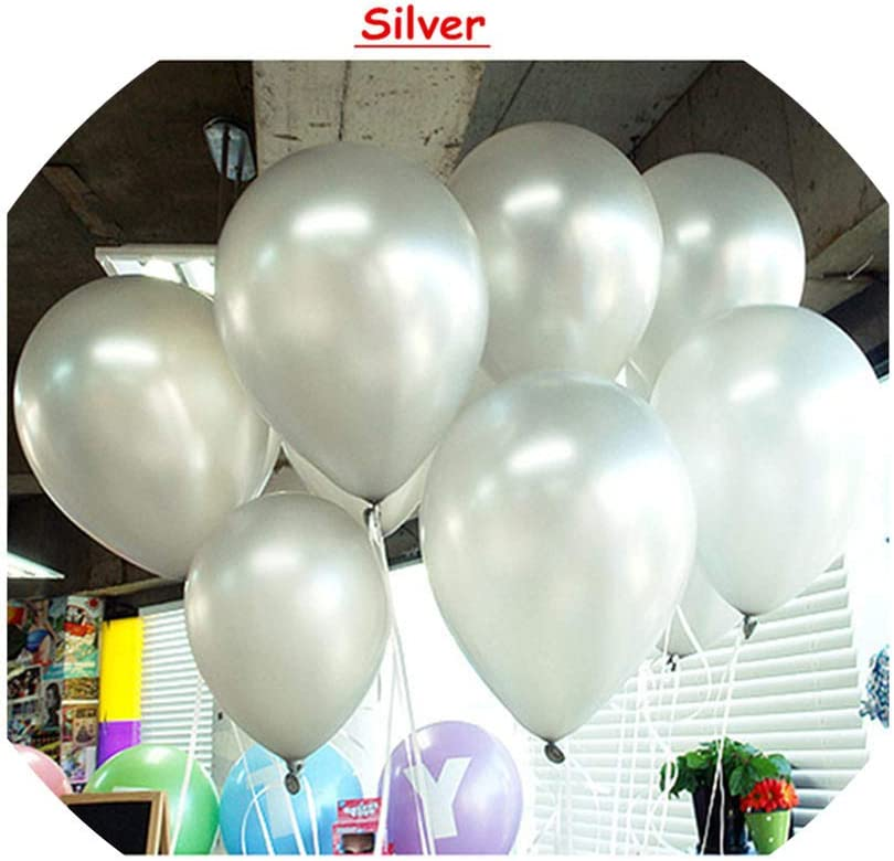 10 inch Heart Shape Balloon Latex Birthday Ballon Inflatable Wedding Decor Party