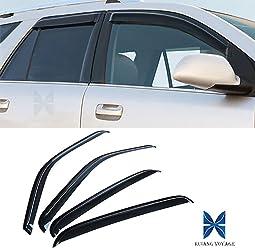 Window Visors Rain Guard Lincoln Navigator 97 98 99 00 01 02 03 04 05 06 07-17