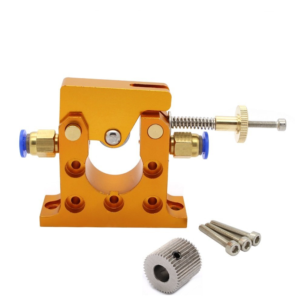 Anycubic - Extrusor Bowden para impresora 3D, motor paso a ...