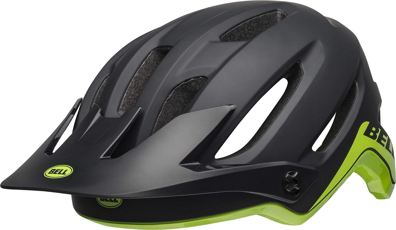 BELL 4Forty MIPS MTB Fahrrad Helm schwarz grün 2019