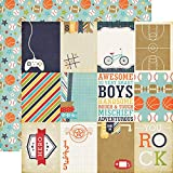 Echo Park Paper Company TMB60016 That's My Boy Kits