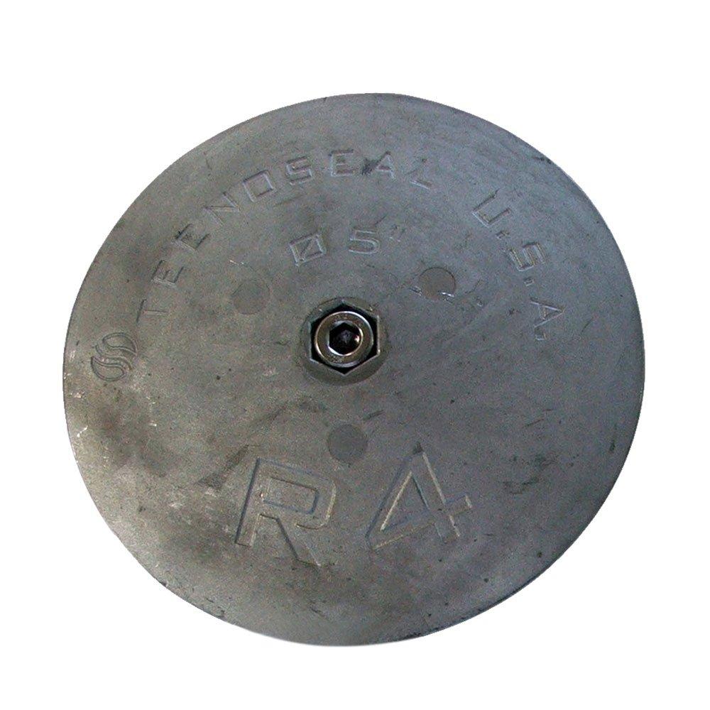 Tecnoseal r4mg timón ánodo - Magnesio - 13 cm de diámetro: Amazon.es: Deportes y aire libre