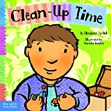 Clean-Up Time (Toddler Tools) (English Edition)