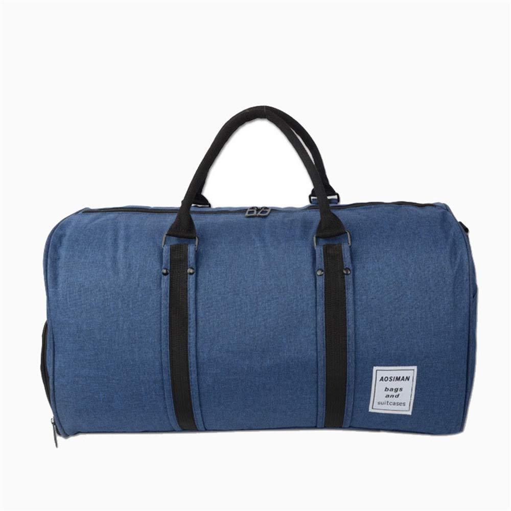 Ybriefbag Unisex Multifunctional Travel Bag Sports Bag Fitness Bag Portable Shoulder Bag Yoga Bag Vacation