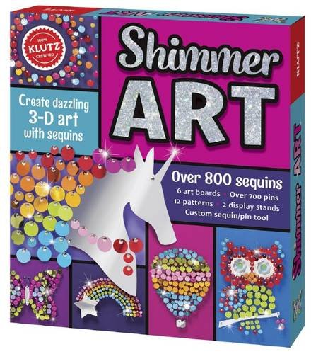 Klutz Shimmer Art - Toys One Art Year For Old