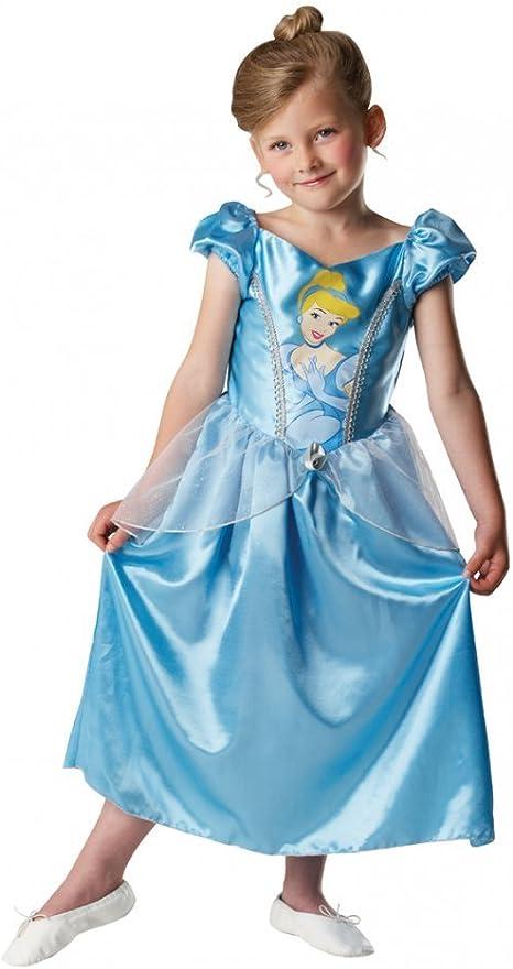 Disney I-881849M - Disfraz infantil de Cenicienta (talla M), color ...