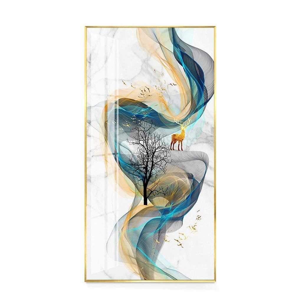 el más barato Pinturas Decorativas para Sala de EEstrella EEstrella EEstrella Pasillo Sala de EEstrella Estudio de Parojo Parojo Pintura Abstracta Colgante (Color  C, Tamaño  50 y Tiempos; 100 cm)  directo de fábrica