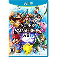 Super Smash Bros for Nintendo Wii U