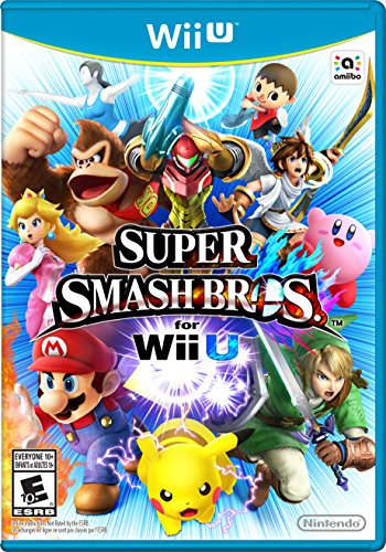 Super Smash Bros. - Nintendo Wii U (Wii 3 Mario Super Brothers)