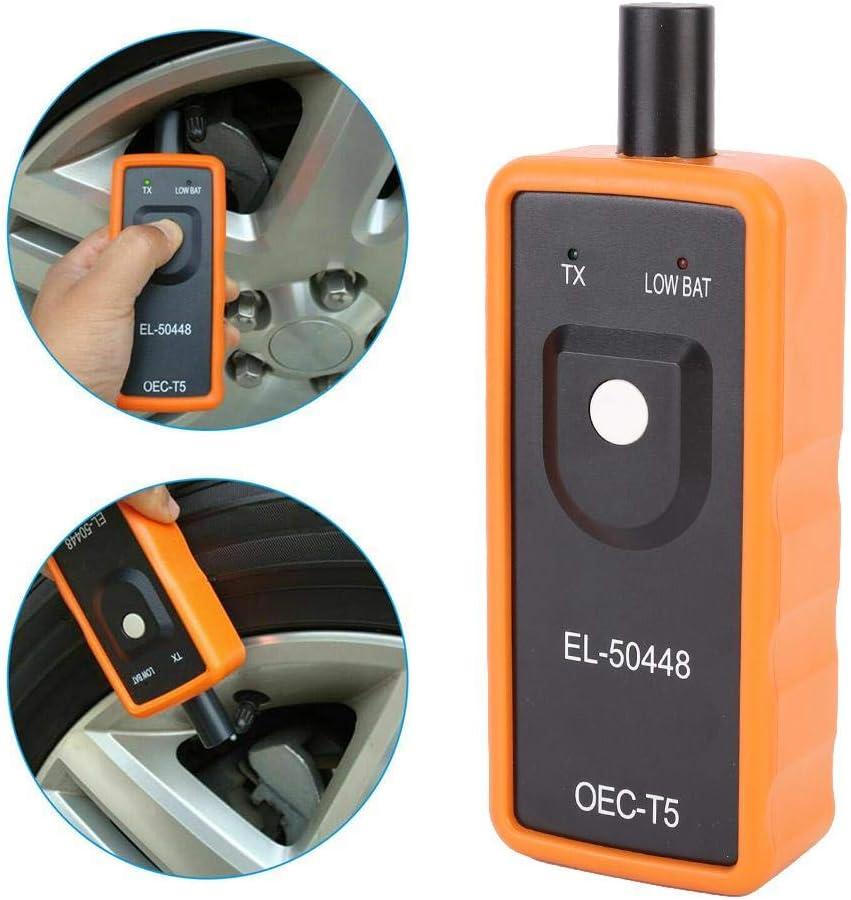 Dingln Universal Car Tire Pressure Monitor Sensor TPMS Reset Relearn Activation Tool