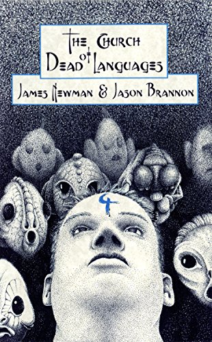 book cover of The Church of Dead Languages