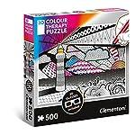 Clementoni Color Light Therapy Puzzle 3d 500 Pezzi 35052