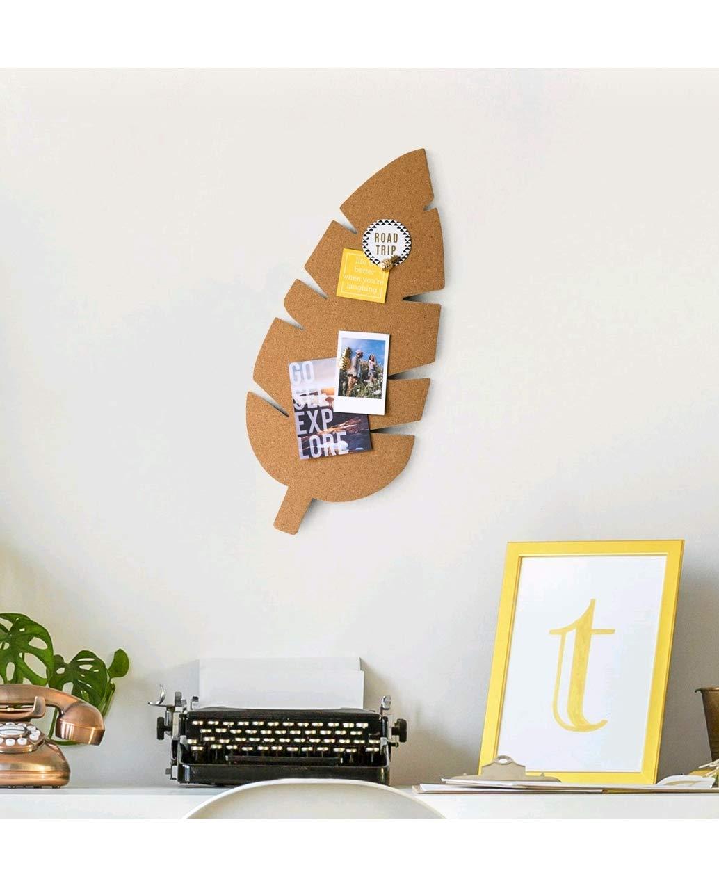 Amazon Com Bulletin Board Decorative Cork Board 7 25