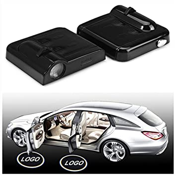 Amazoncom Fangfei 2x Wireless Laser Projector Car Door Step
