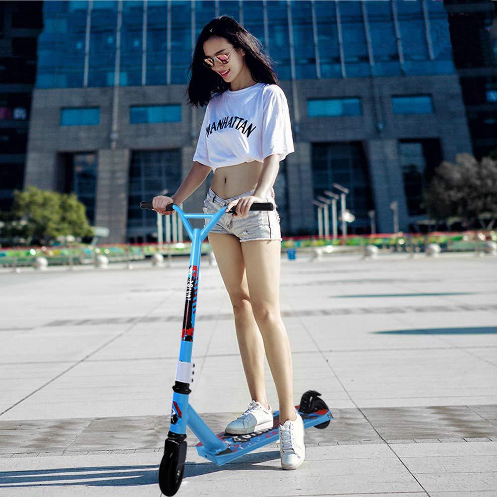 Amazon.com: Arco iris Stunt/Freestyle Scooter para ...