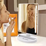 FUNTOUCH Led Lighted Vanity Makeup Mirror Natural