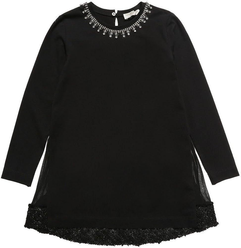 Monnalisa Black Tunic