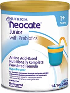 Buy Now | Neocate Junior with Prebiotic Baby Formula | Neocate