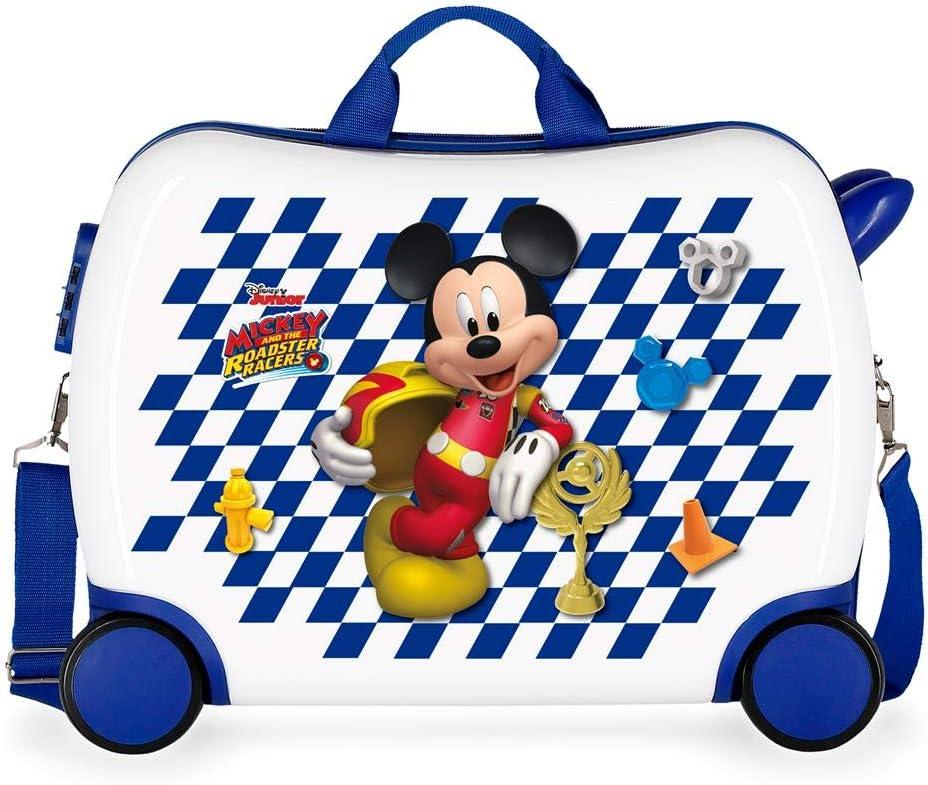 Maleta infantil Mickey Good Mood