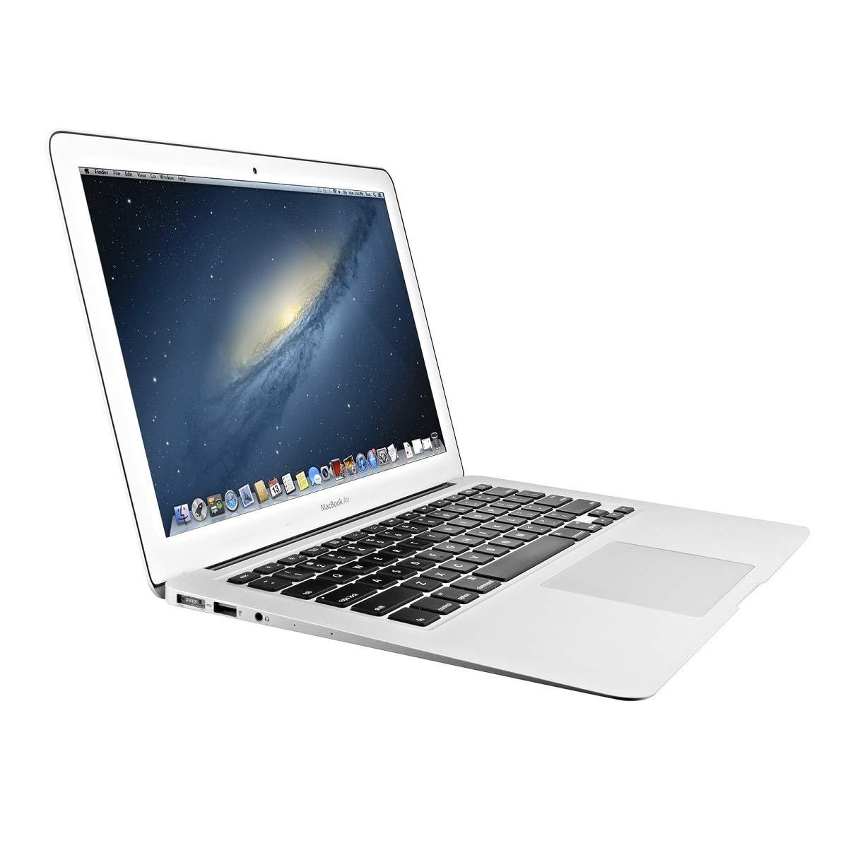 Apple MacBook Air MD760LL/A 13.3in Laptop, Intel Core i5-4250U 1.3GHz, 4GB RAM, 1TB HDD, Silver (Renewed)