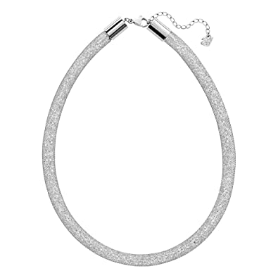 b49e6472e1e9 Image Unavailable. Image not available for. Color  Swarovski Stardust  Deluxe Necklace