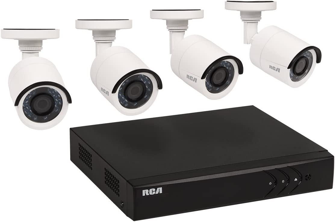 RCA HD Home Security and DVR System