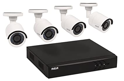 Amazon.com   RCA HD Home Security and DVR System 7ba4f9d29