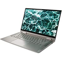 "Lenovo Yoga C740, 14"" Dokunmatik Dizüstü Bilgisayar, Full HD Intel Core i7-10510U, 8 GB DDR4, 512 GB SSD, 81TC006ATX, Windows 10 Home, Iron Grey"