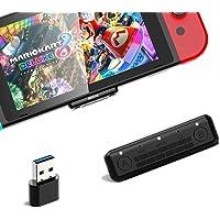 1mii Bluetooth adapter audio, Bluetooth USB dongle stick voor Nintendo Switch/Switch Lite PS4 PC, Bluetooth…