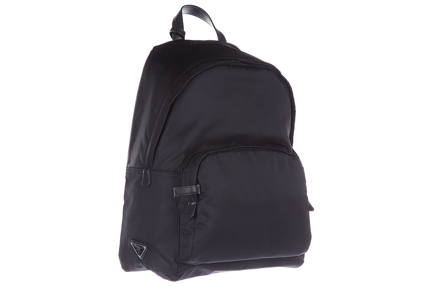 207a53368c8605 Prada men's Nylon rucksack backpack travel montagn black: Amazon.co.uk:  Shoes & Bags