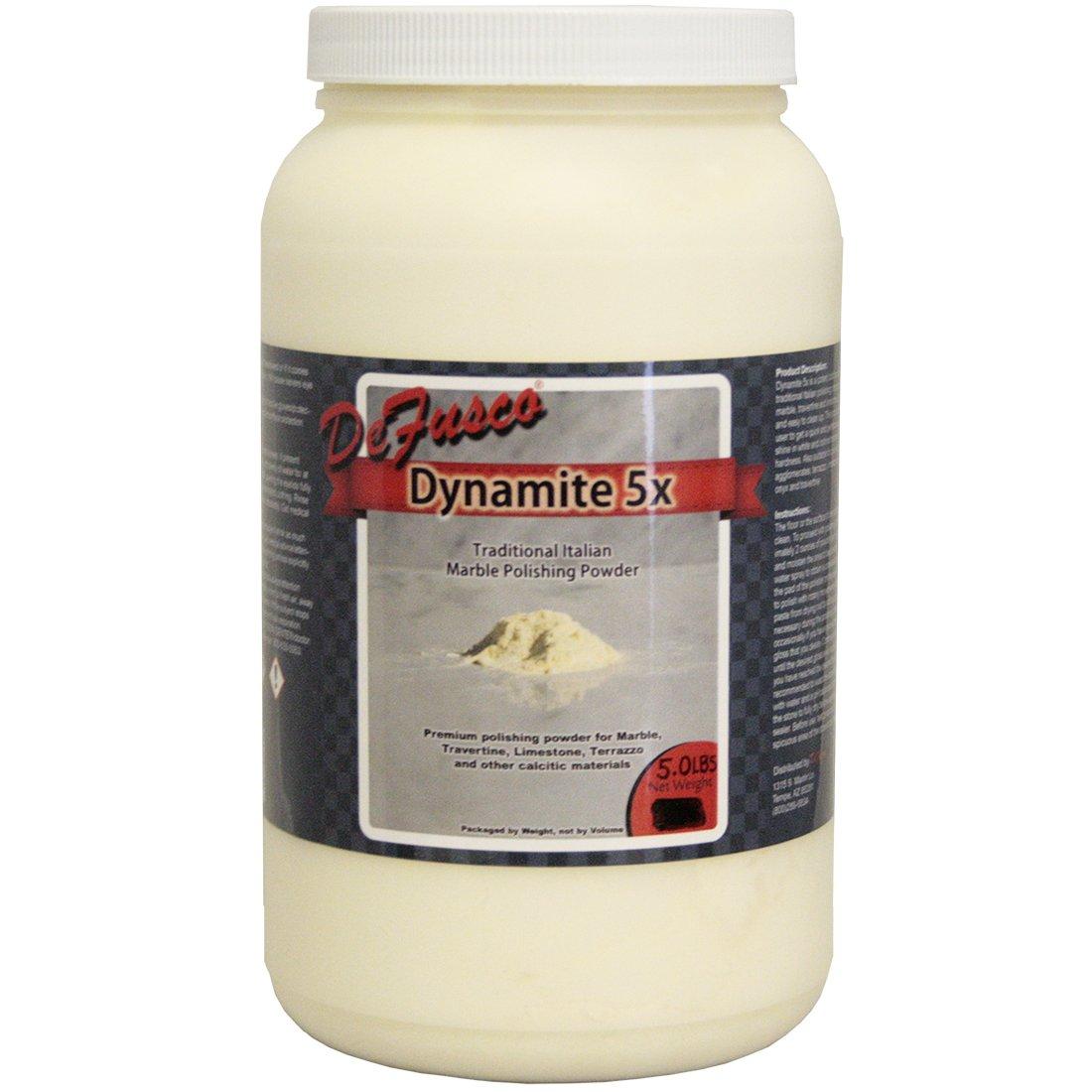 Dynamite 5x Traditional Italian Marble Polishing Powder - 5lbs