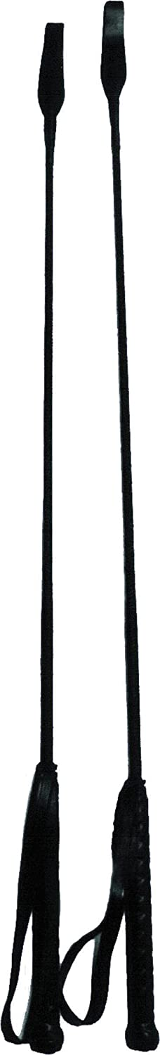 HORSE AND LIVESTOCK PRIME 111369 Riding Crop with Loop, 26 , Black