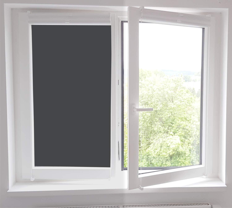 Tönungsfolie Selbstklebende Fensterfolie Sicht Blend UV Sonnenschutz Verdunkeln