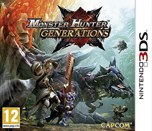 Monster Hunter Generations Nintendo 3ds Amazon Co Uk Pc Video Games